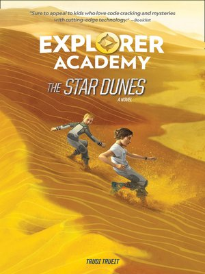 cover image of The Star Dunes