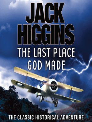 cover image of The Last Place God Made