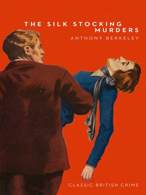 cover image of The Silk Stocking Murders