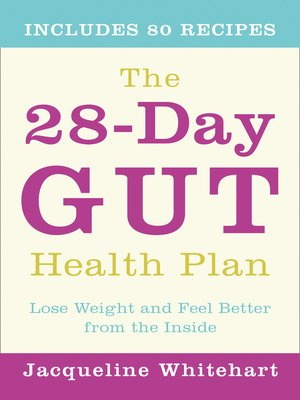 cover image of The 28-Day Gut Health Plan