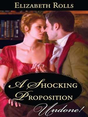 cover image of A Shocking Proposition