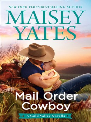 cover image of Mail Order Cowboy