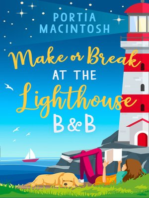 cover image of Make or Break at the Lighthouse B & B