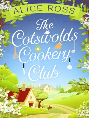cover image of The Cotswolds Cookery Club