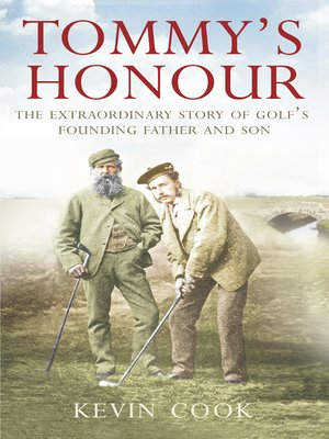 cover image of Tommy's Honour