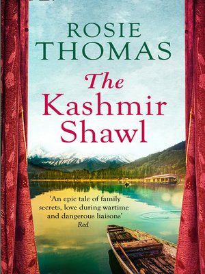 cover image of The Kashmir Shawl