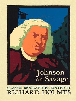 cover image of Johnson on Savage
