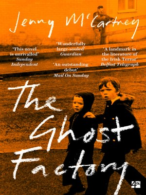 cover image of The Ghost Factory