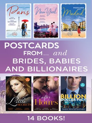 cover image of Postcards From...Verses Brides Babies and Billionaires