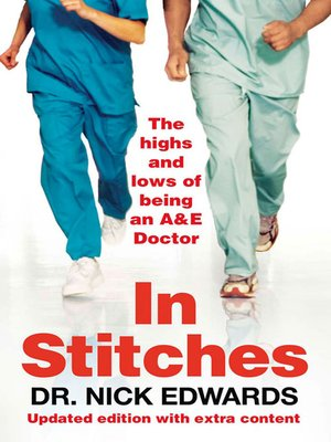 cover image of In Stitches