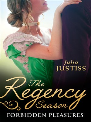 cover image of The Regency Season