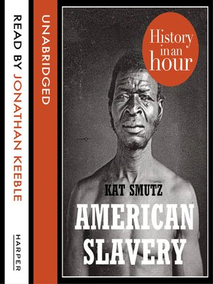 cover image of American Slavery