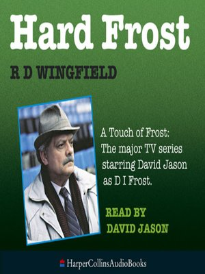 cover image of Hard Frost