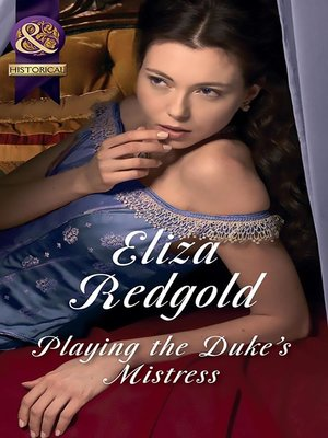 cover image of Playing the Duke's Mistress