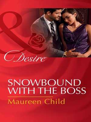 cover image of Snowbound With the Boss