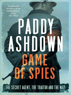 cover image of Game of Spies