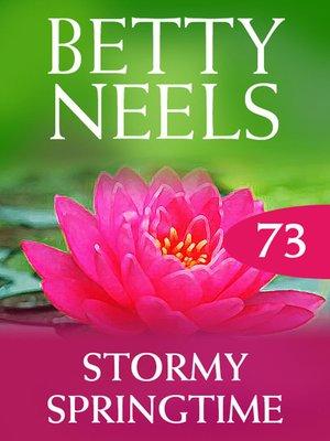 cover image of Stormy Springtime