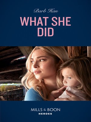 cover image of What She Did