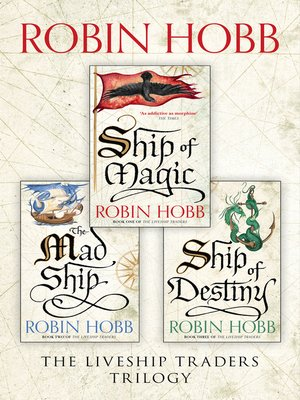 cover image of The Liveship Traders Trilogy