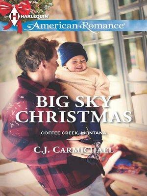 cover image of Big Sky Christmas