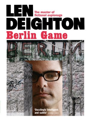 cover image of Berlin Game