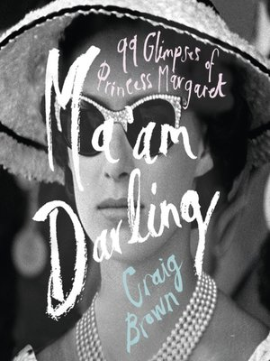 cover image of Ma'am Darling