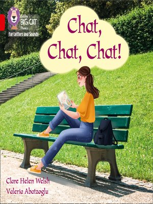 cover image of Collins Big Cat Phonics for Letters and Sounds – Chat, Chat, Chat!
