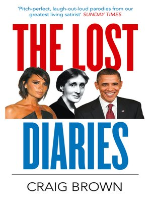 cover image of The Lost Diaries