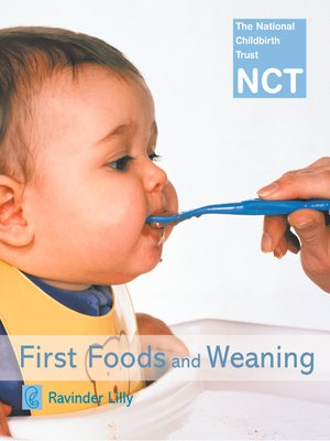 cover image of First Foods and Weaning