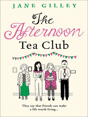 cover image of The Afternoon Tea Club