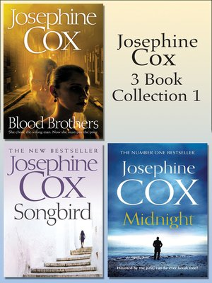 cover image of Josephine Cox 3-Book Collection 1