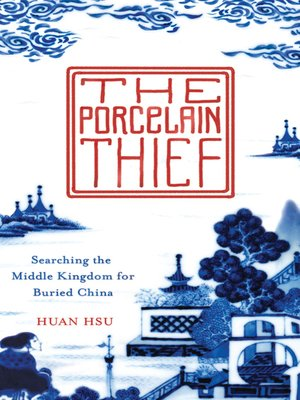 cover image of The Porcelain Thief