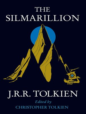 cover image of The Silmarillion