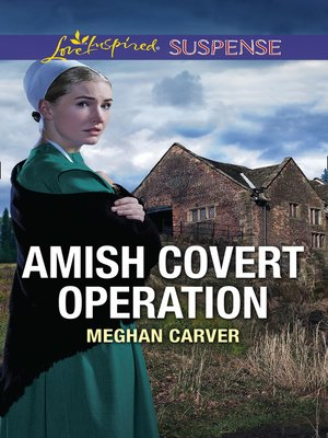 cover image of Amish Covert Operation