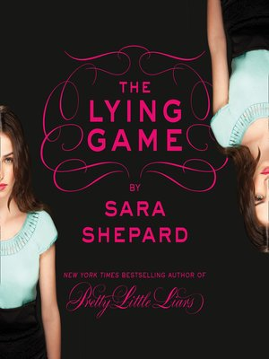 Sara Shepard The Lying Game Ebook