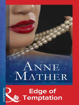 cover image of Edge of Temptation