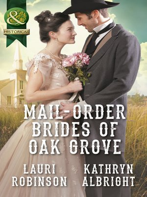 cover image of Mail-Order Brides of Oak Grove