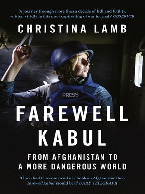 cover image of Farewell Kabul