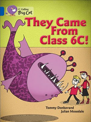 cover image of They came from Class 6C