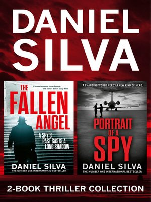 cover image of Daniel Silva 2-Book Thriller Collection