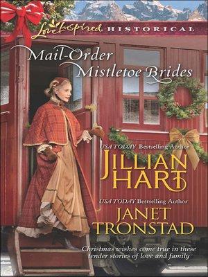 cover image of Mail-Order Mistletoe Brides