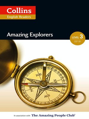 cover image of Amazing Explorers