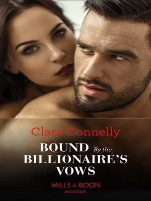 cover image of Bound by the Billionaire's Vows