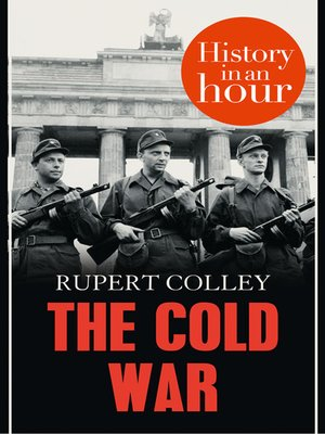 cover image of The Cold War in an Hour