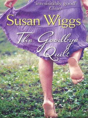 cover image of The Goodbye Quilt