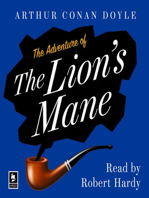 cover image of The Adventure of the Lion's Mane