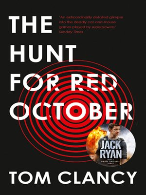 cover image of The Hunt for Red October