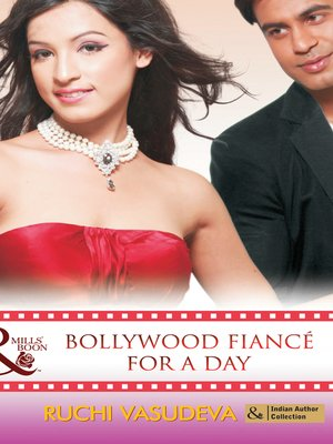 cover image of Bollywood Fiance for a Day