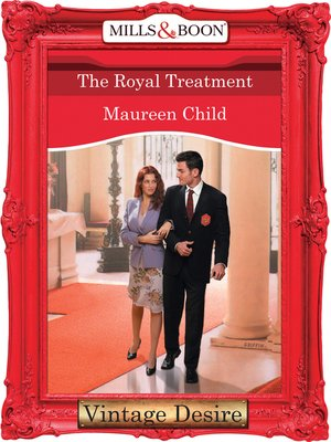 cover image of The Royal Treatment