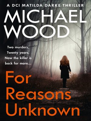 cover image of For Reasons Unknown